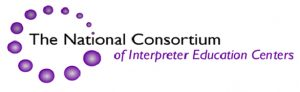 National Consortium of Interpreter Education Center logo